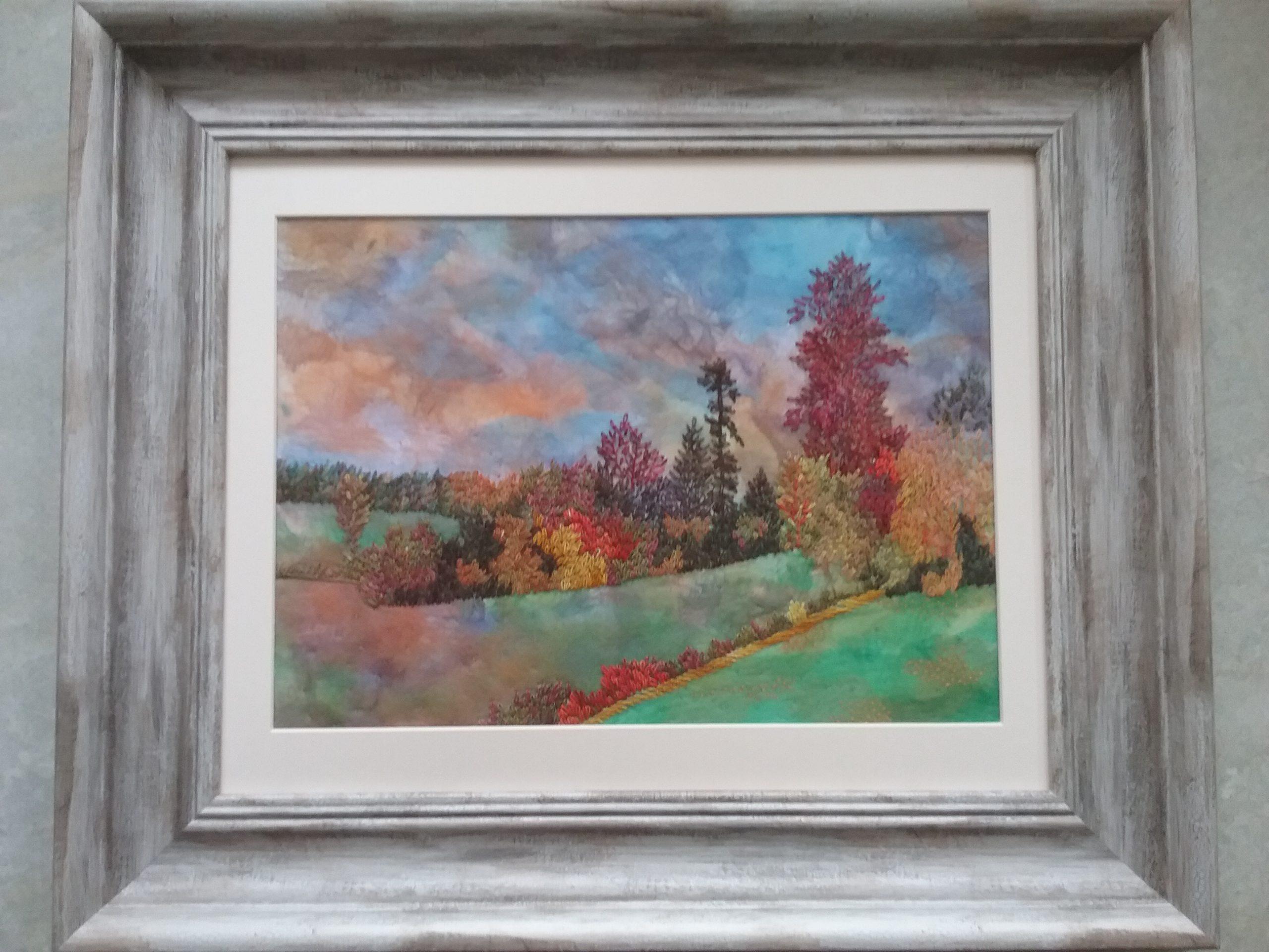 Deborah Tiltman - Changing Seasons