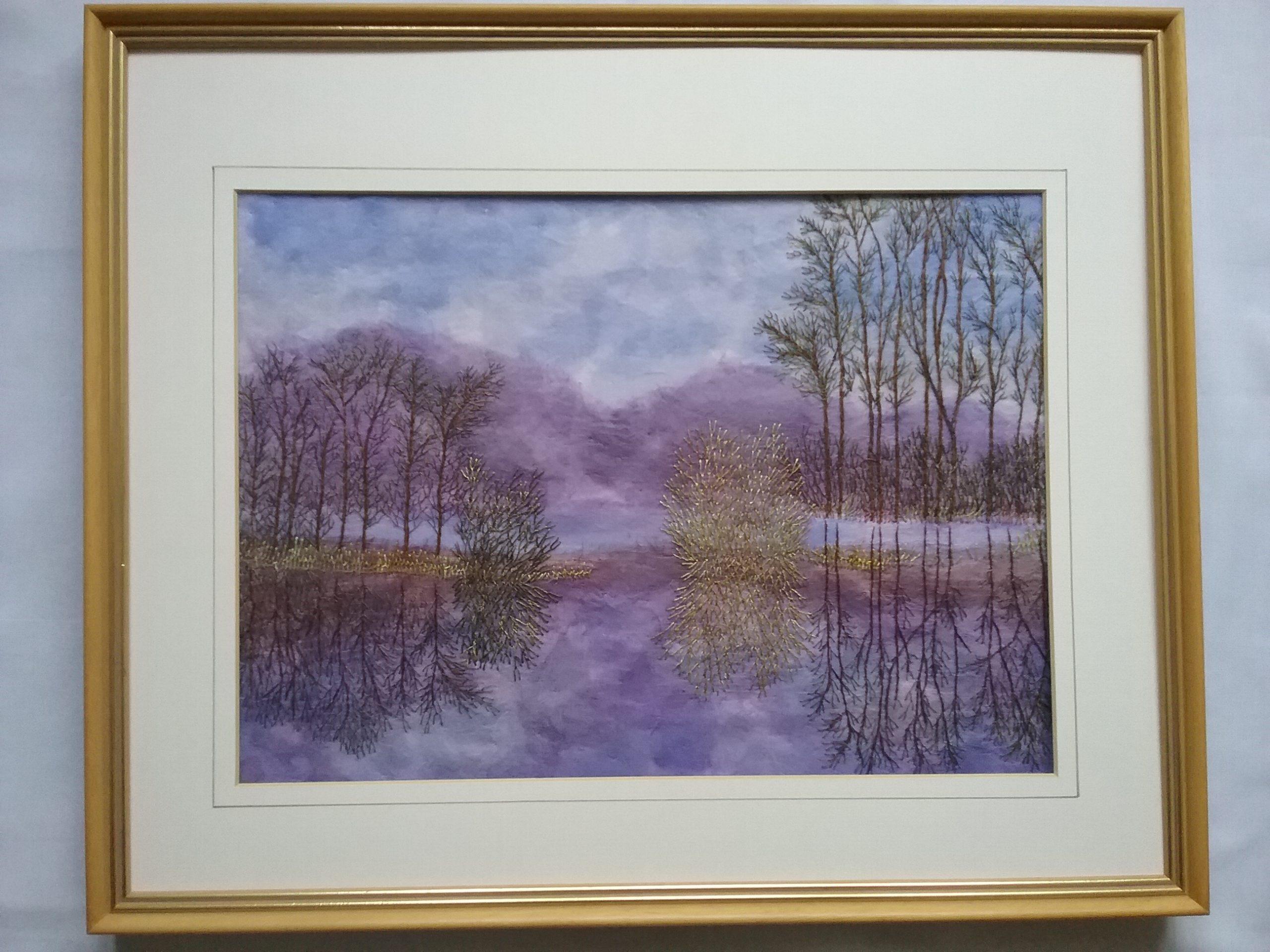 Deborah Tiltman - Purple Hues