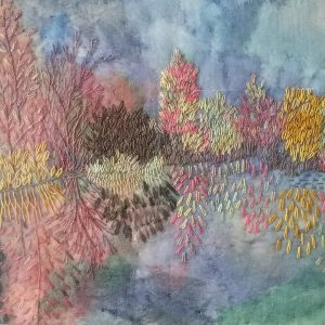 Deborah Tiltman - Reflections