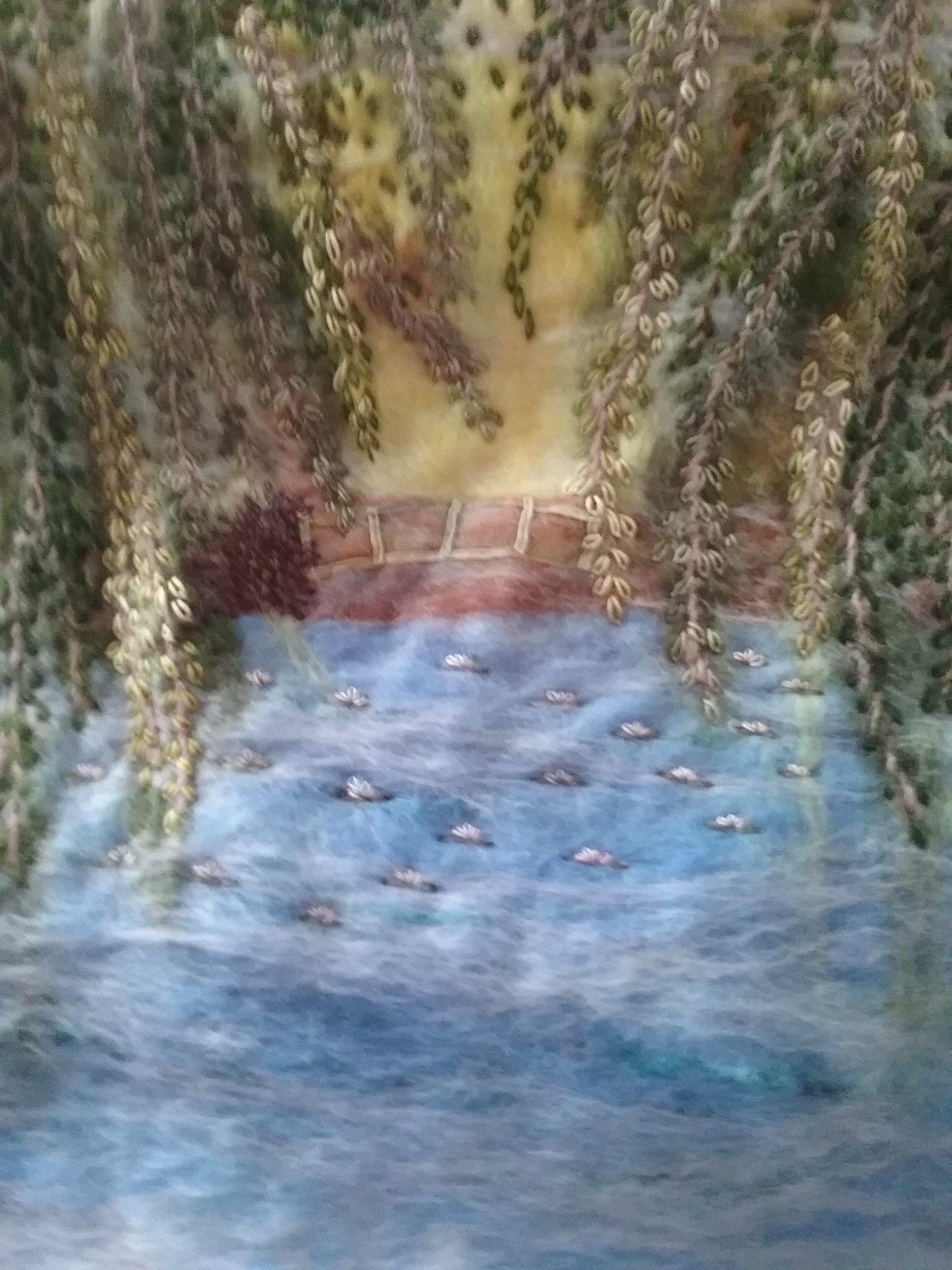 Deborah Tiltman - Water Garden